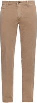 Jacob Cohen Bobby slim-fit cotton-blend chino trousers