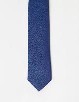 Calvin Klein Geo Check Silk Tie
