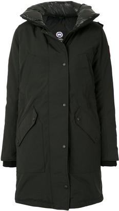 Canada Goose Ellesmere hooded down parka coat