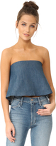 Clayton Denim Joy Top