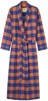 British Boxers Women's Tangerine Dream Dressing Gown