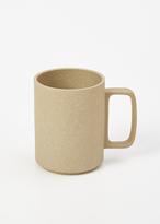 Hasami natural large mug