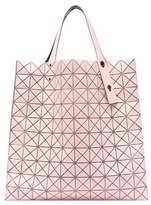 Bao Bao Issey Miyake Prism Frost Pvc Tote Bag - Womens - Light Pink