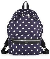 Saint Laurent Polka Dot Medium Backpack