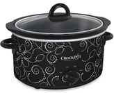 Crock Pot Crock-Pot® 4-Quart Manual Slow Cooker in Pattern Finish