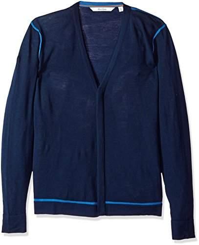 Robert Graham Men's Hugo Long Sleeve Sweater Cardigan