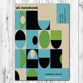 STUDY Rocket 68 Elipses Geometrical Noteboook
