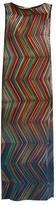 Issey Miyake Iris zigzag pleated dress