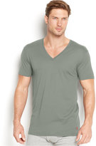 Polo Ralph Lauren Men's Supreme Comfort V-Neck T-Shirt 2-Pack