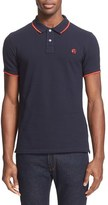 Paul Smith Men's Tipped Cotton Pique Polo