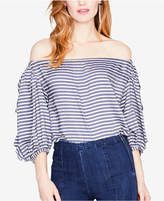 Rachel Roy Off-The-Shoulder Ruffled Top, Created for Macy's