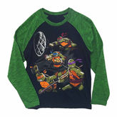 Marvel Teenage Mutant Ninja Turtle Raglan Tee - Boys 8-20