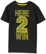 Crazy 8 Here 2 Win Active Tee