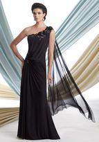 Montage by Mon Cheri - 113929 Long Dress In Black