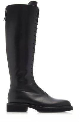 KHAITE York Knee-High Boot