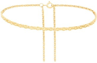 Wouters & Hendrix My Favourites fine rigid cast ribbon choker