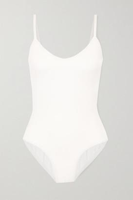 Matteau Net Sustain Crinkled Swimsuit - Off-white