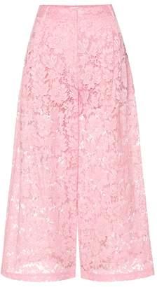 Valentino Lace culottes
