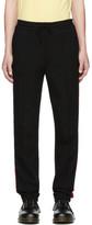 John Lawrence Sullivan Johnlawrencesullivan Black Striped Trousers