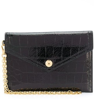 Miu Miu Chain Strap Wallet