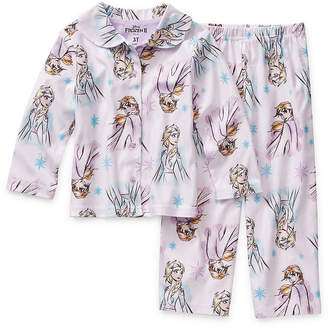 Disney Girls 2-pc. Frozen 2 Pajama Set