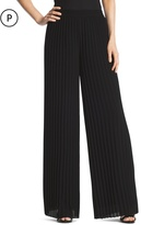 Chico's Pleated Palazzo Pants