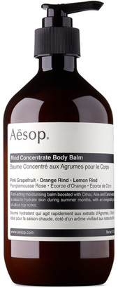 Aesop Rind Concentrate Body Balm, 500 mL