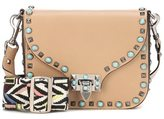 Valentino Garavani Guitar Rockstud leather cross-body bag