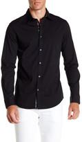 Diesel Long Sleeve Button Up Shirt