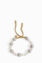 Carolina Bucci Pearl Woven Bracelet