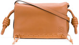 Loewe Flamenco flap laced bag