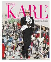 Penguin Random House Where's Karl: A Fashion Forward Parody Book