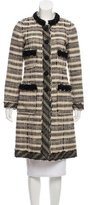 Marc Jacobs Embellished Wool Coat w/ Tags