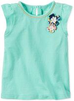 Carter's Flutter-Sleeve Top, Toddler Girls (2T-4T)