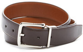Cole Haan Reversible Leather Strap Belt