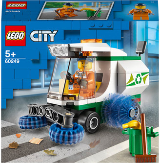 Lego City Great Vehicles: Street Sweeper (60249)
