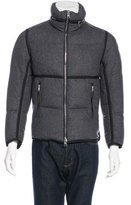 Moncler Eloy Wool Down Jacket