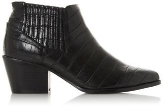 Head Over Heels Oli Low Cut Western Boots