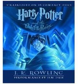 Harry Potter and the Order of the Phoenix (Unabridged) (CD/Spoken Word) (J. K. Rowling)