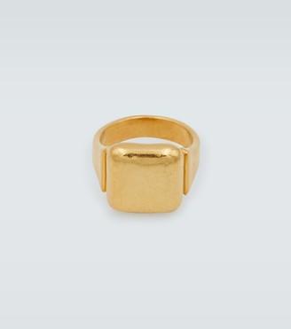 Bottega Veneta Gold-toned ring