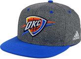 adidas Oklahoma City Thunder Fog Snapback Cap