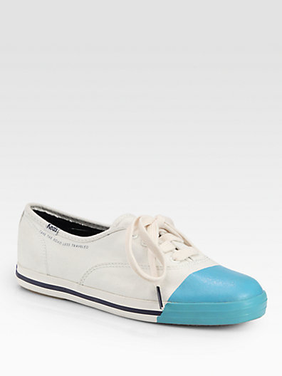 Kate Spade New York Kick Keds for Dipped Canvas Sneakers