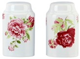 Lenox Kathy Ireland Home by Gorham Blossoming Rose Salt and Pepper Set