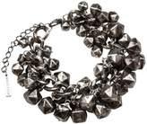Religion Women's Cluster Bead Bracelet