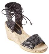 Bettye Muller Demee Leather Espadrille.