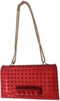 RED Valentino VALENTINO Red Leather Handbag Rockstud