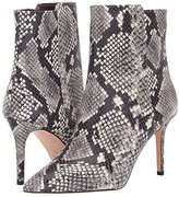 J.Crew Embossed Snake Lana Ankle Boot (Greyscale Shine) Women's Shoes