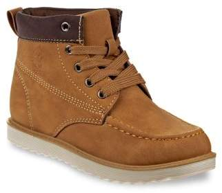 Beverly Hills Polo Club Edged Bottom High-top Cold weather Boot (Toddler Boys)