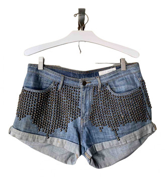 Sass & Bide Blue Denim - Jeans Shorts