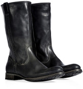 NDC Asphalt Leather Dominique Mid-Length Boots